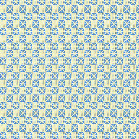 Morning Star fabric by spellstone on Spoonflower - custom fabric
