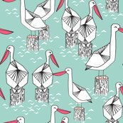 Rpelicans_pale_tuquoise_pink_shop_thumb