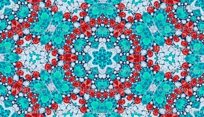 Gem Kaleidoscope #3