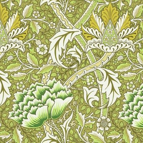 William Morris Windrush Green