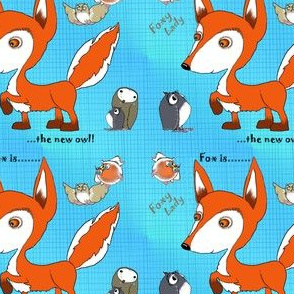 Fox is the new Owl for 2016!