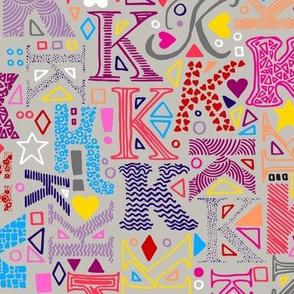 K_alphabet