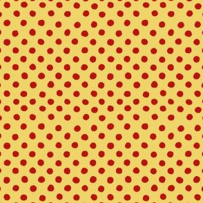 Spotted Red & Yellow