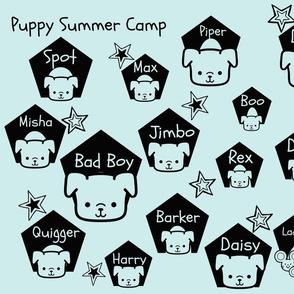 Puppy Summer Camp-ch