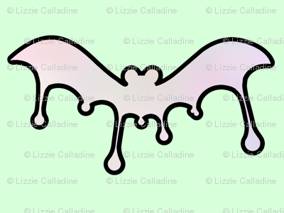 Rmelty_pastel_bat_outline_mint_background_preview