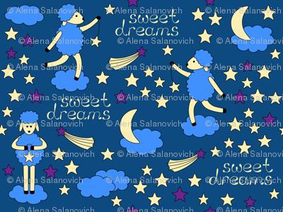 Sweet Dreams bedtime pattern