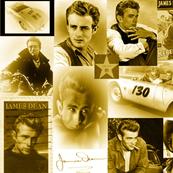 JAMES DEAN GOLD