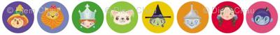 BlytheCon 2014 Rainbow Logo Small Size