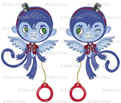 BlytheCon 2014 Flying Monkey Large
