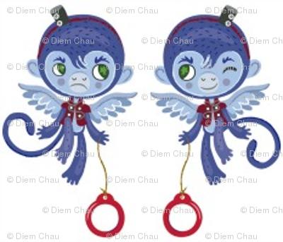 BlytheCon 2014 Flying Monkey Small