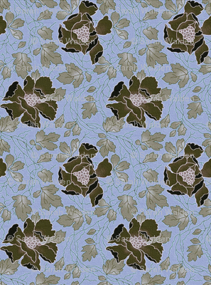Floral Fling ~ Kentucky ~ Medium