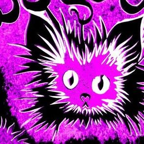 Pinky Purple Puddytat.