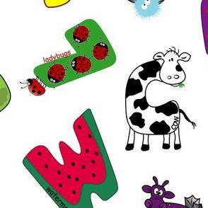 Critter_Alphabet