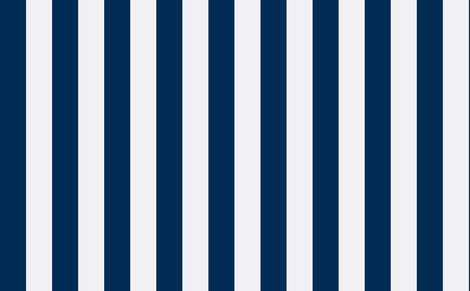 Navy Blue white stripe fabric by sydneyapril2004@yahoo_com on Spoonflower - custom fabric