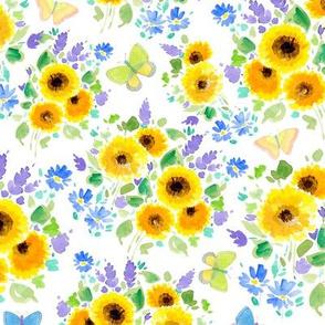 Fiori Di Campo ~ Sunflowers | alexcolombo.com