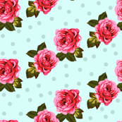 Dainy Pink Roses
