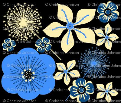 slumber floral
