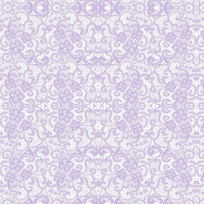 lilac lace