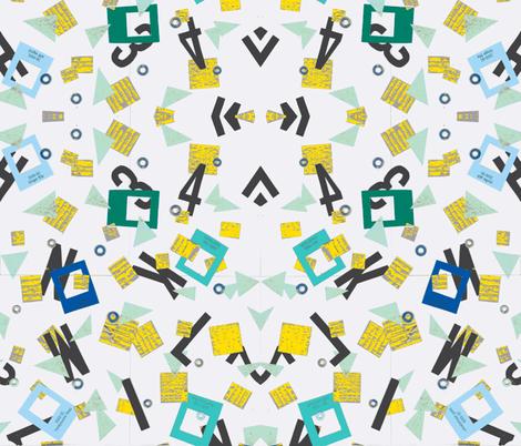 Traffic fabric by lstilphen on Spoonflower - custom fabric