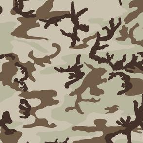M81 Woodland Desert Camo