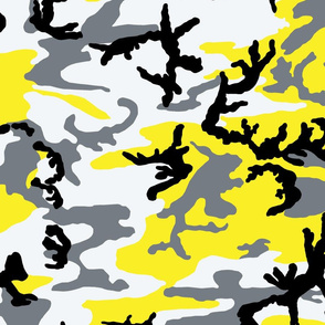 Woodland Yellow Camo