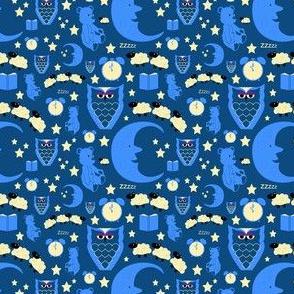 Bedtime Sweet Dreams ditsy