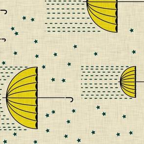 Umbrellas (vertical)