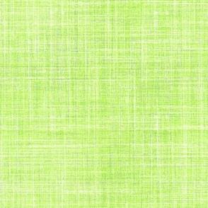 Linen in Tender Green