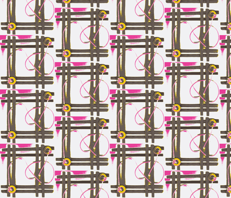 Washer Plaid fabric by allisonpolish on Spoonflower - custom fabric