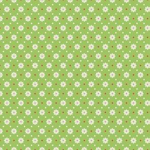 Chick-a-Doodle Floret: Green