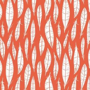 Quail Feathers (Poppy)