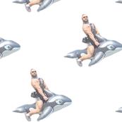 Whale Rider (white)