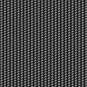 Tiny Tardigrada (black)