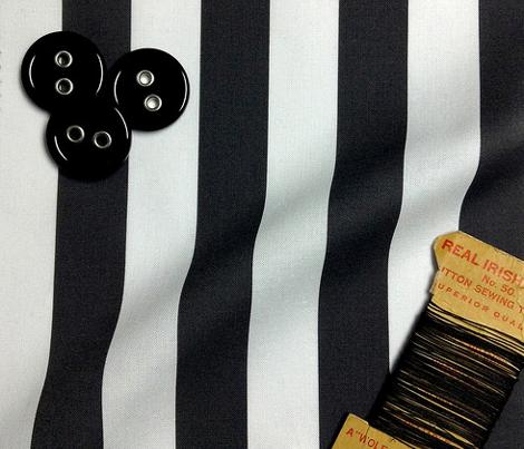 Stripes Black & White