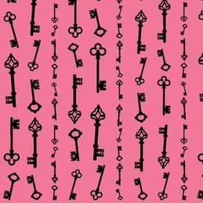 Pink Key Storm