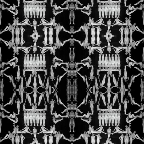 Dames Damask fabric by dscougar on Spoonflower - custom fabric