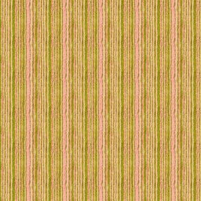 Peach and Avocado in Lilliput: Rough Stripes