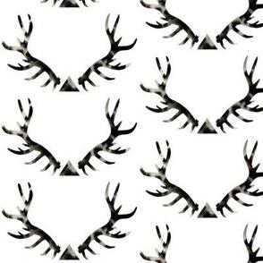 Triangle Elk Antler