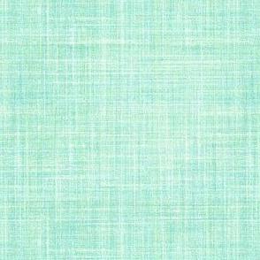 Linen in Aqua