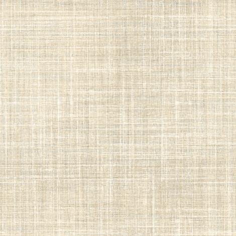 Linen in Lichen fabric by joanmclemore on Spoonflower - custom fabric