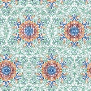 Stylish detailed pattern