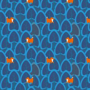 Foxen_in_Woodsies_Blue