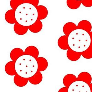 Mod Flower Power Poppy