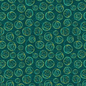 Stamped Geodes
