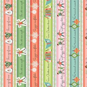 12 Joys of Christmas: Stripe