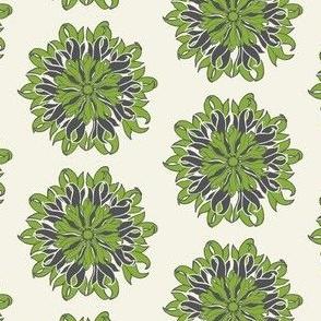 Triple layer daisy