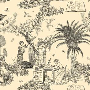 Eva Mameli Calvino - Botanist-old black