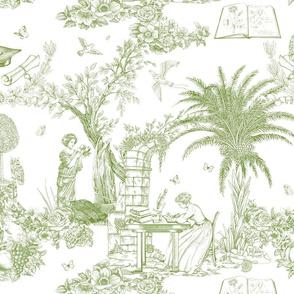 Eva Mameli Calvino - Botanist-green