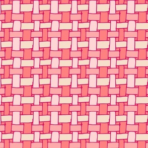 pink weave