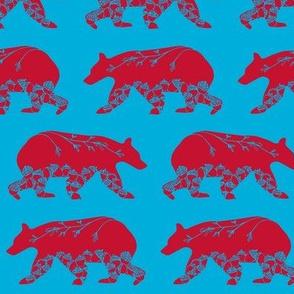 Crimson Bear